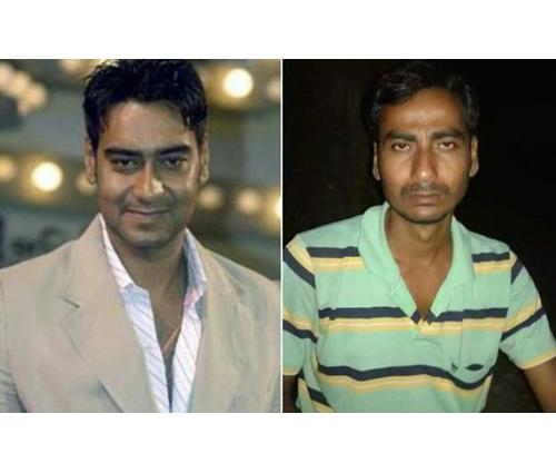 Indian Look Alikes