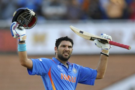 Our very own Yuvi