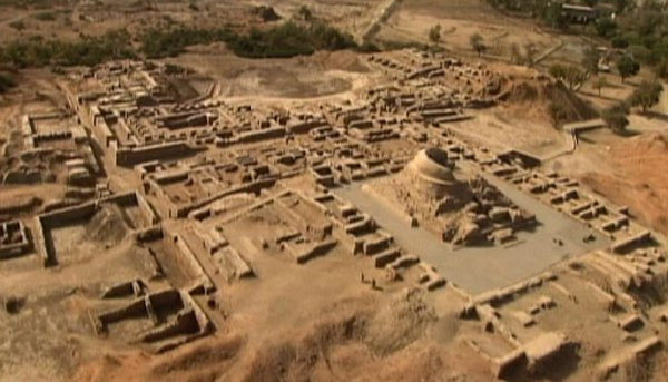 Remains of Indus Valley Civilization