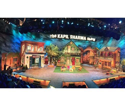 Grand New Set Of The Kapil Sharma Show Revealed