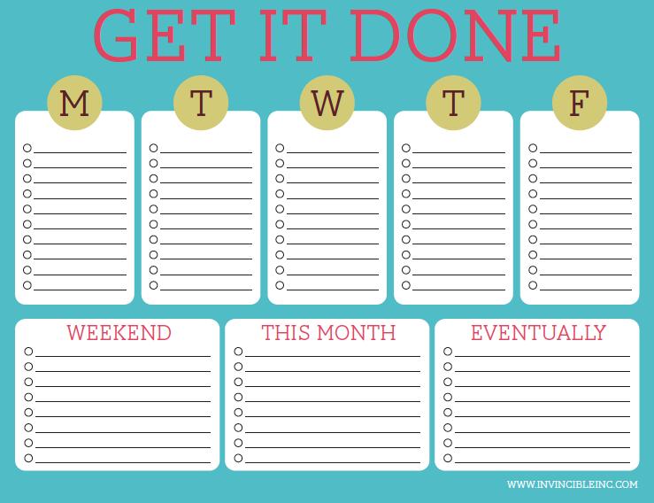 Temukan Cara Membuat To Do List paling mudah