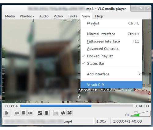 how to add subtitles in vlc