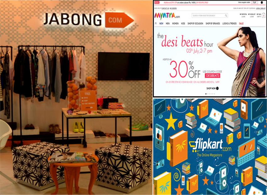 3acd2ceb4b3c9 Myntra And Jabong Under One Flipkart Umbrella Means Good Things For Us