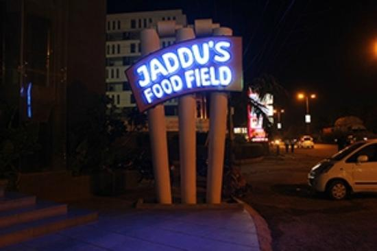 Jaddu's Food Field by Ravinder Jadeja
