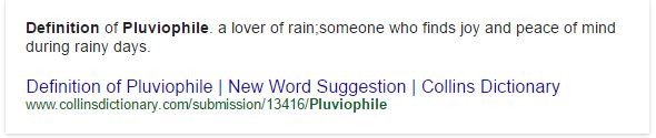 Pulviophile Meaning