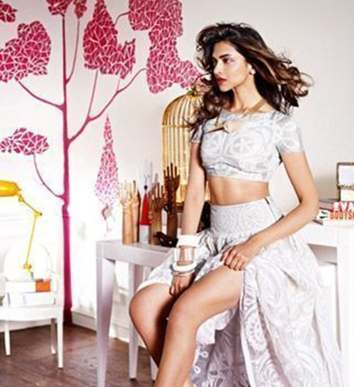 Have You Seen These Pictures Of Deepika Padukone From Her House