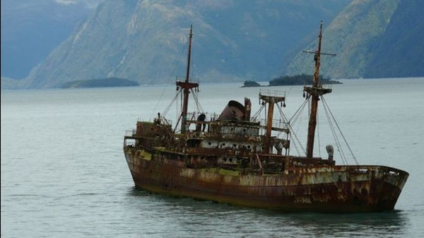 Ss cotopaxi found hoax
