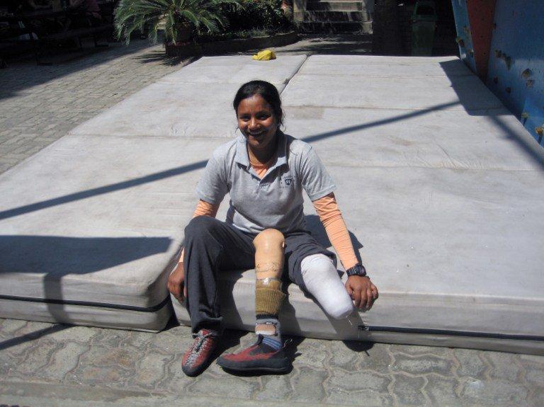 Image result for Arunima Sinha